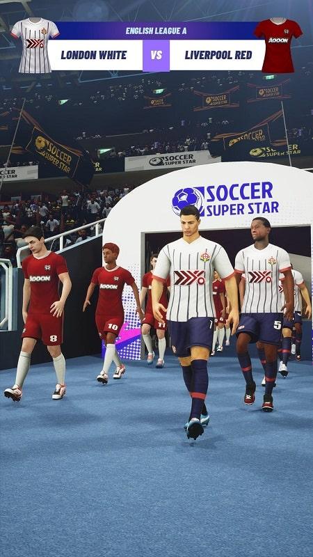 Soccer Super Star mod free