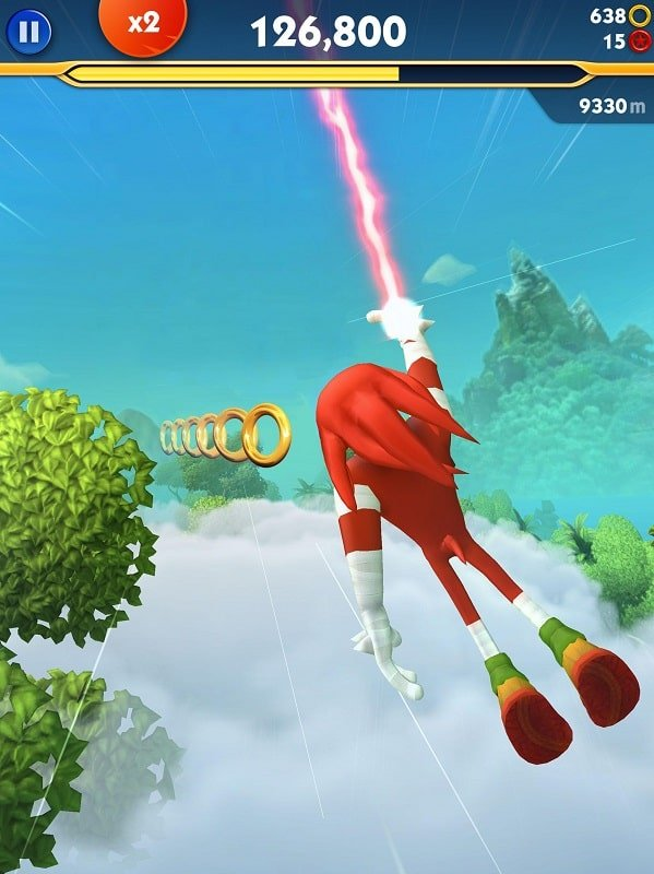 Sonic Dash 2 mod download
