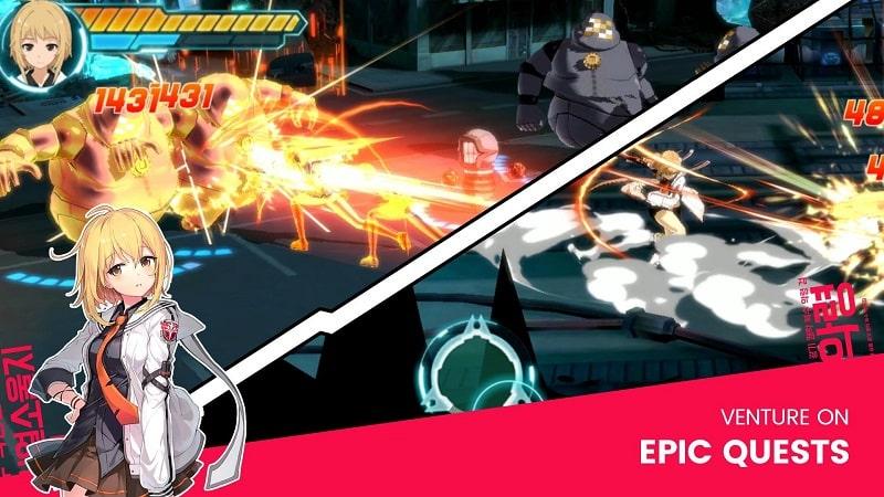 SoulWorker Anime Legends mod download