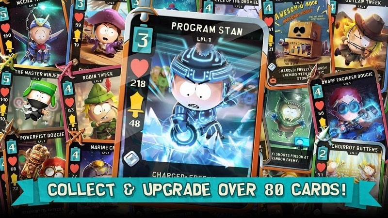 South Park mod android