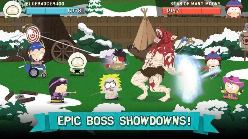 South Park mod free