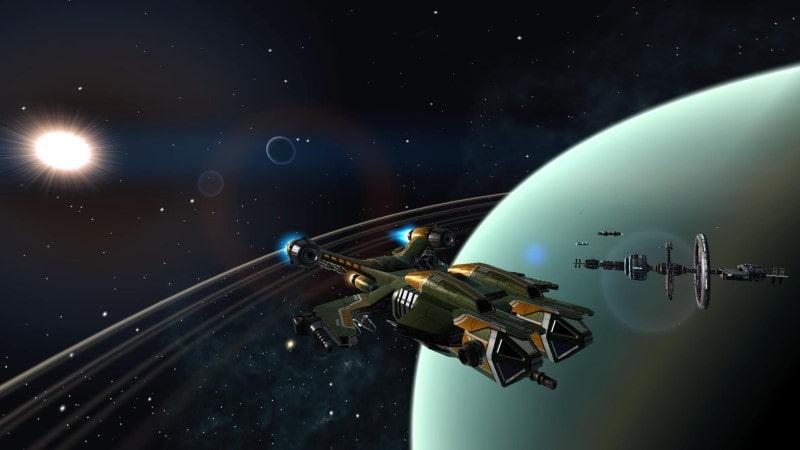 Space Commander mod apk