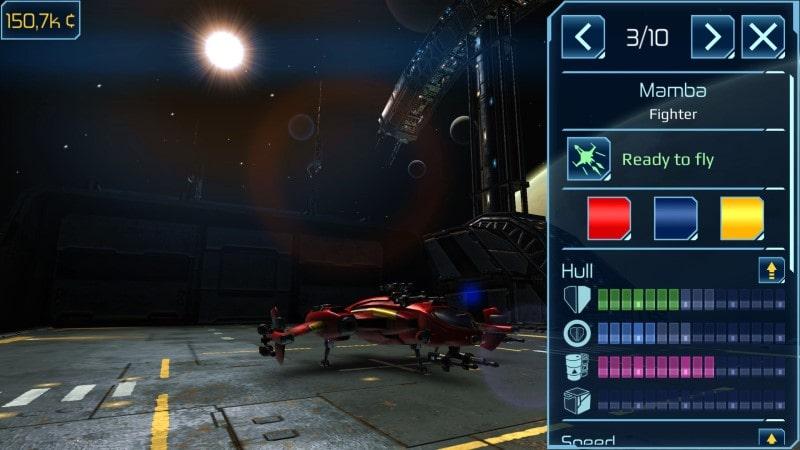 Space Commander mod