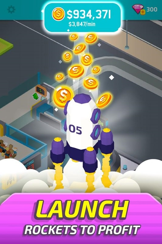 Space Inc mod android