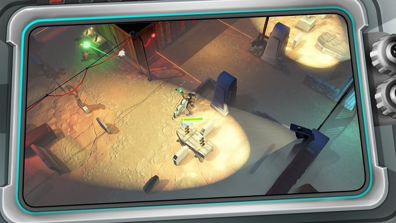Space Marshals 3 mod android