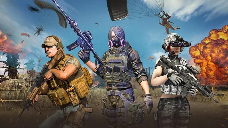 Special-OPS-Survival-Battleground-mod-free