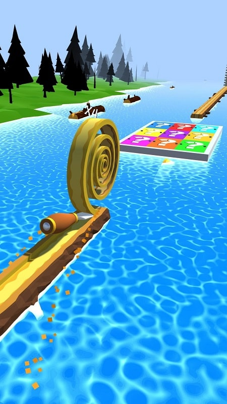 Spiral Roll mod android