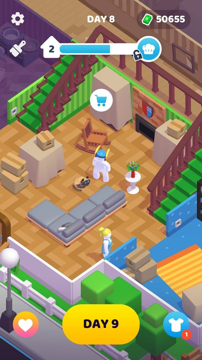 Staff Job Game android