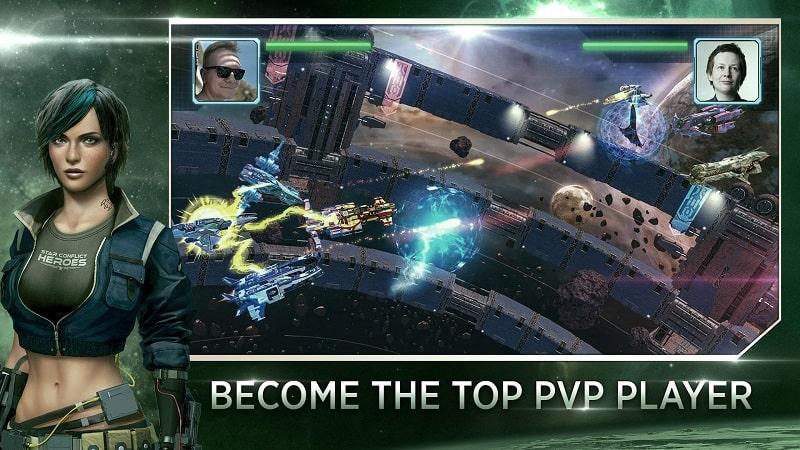Star Conflict Heroes 3D RPG Online apk