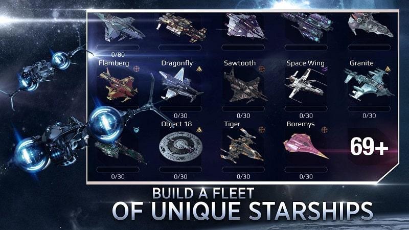 Star Conflict Heroes 3D RPG Online download