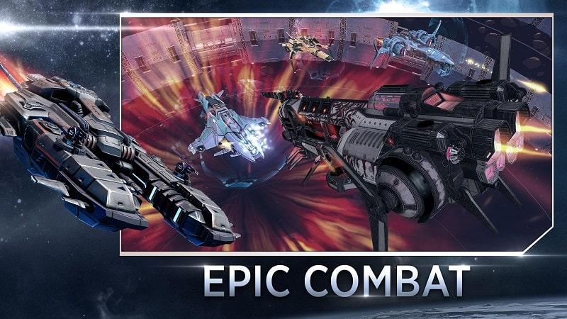 Star Conflict Heroes 3D RPG Online free