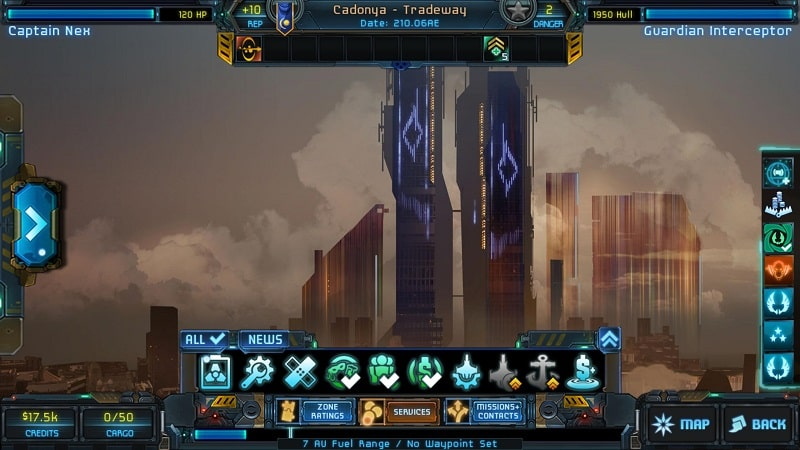 Star Traders Frontiers mod download