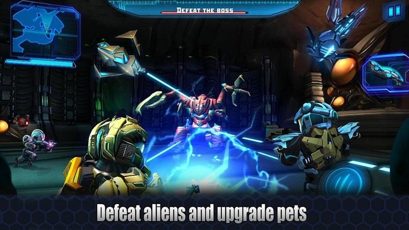 Star Warfare2 Payback mod android