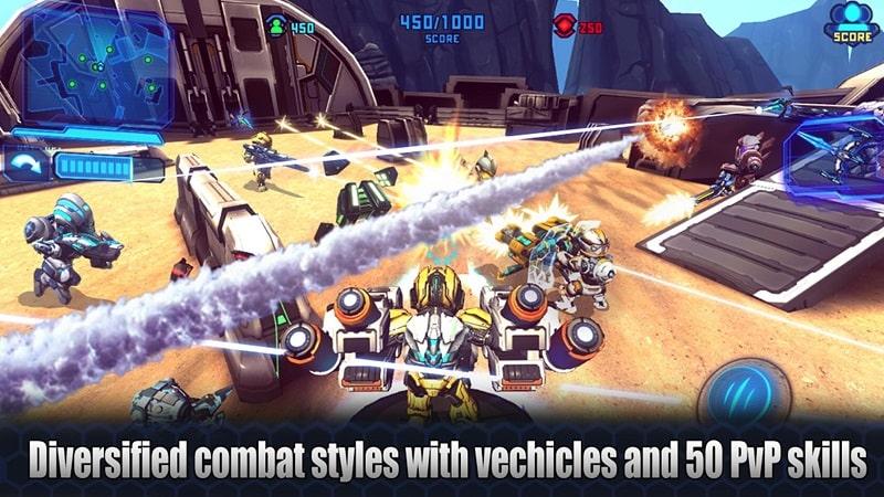 Star Warfare2 Payback mod apk free