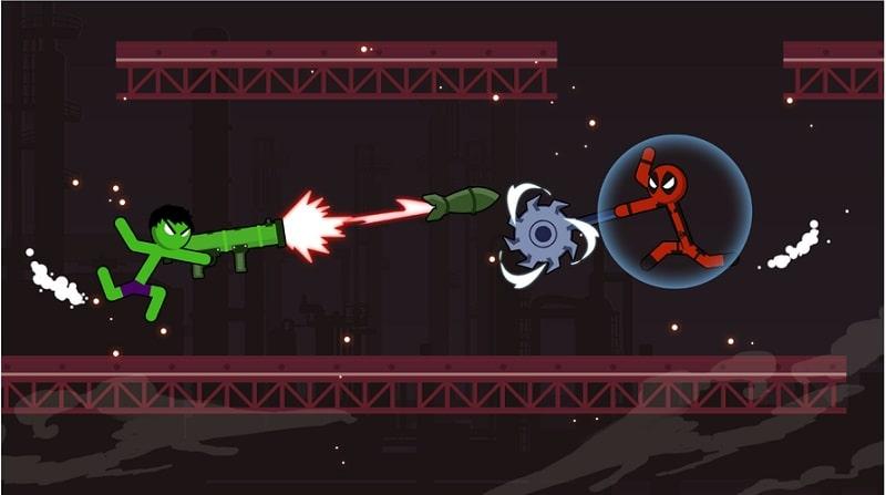 Stick-Fight-Warrior