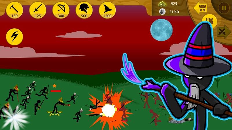 Stick War Legacy mod