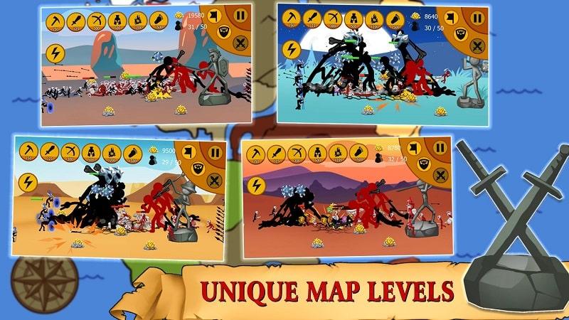 Stickman Battle mod download
