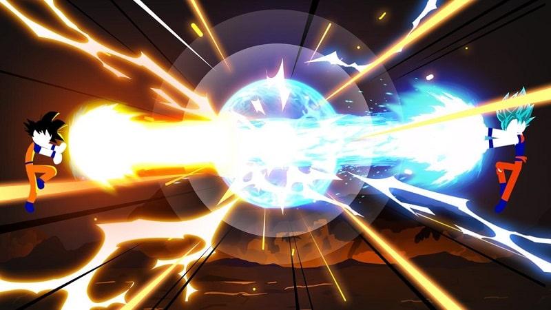 Stickman Fighter Dragon Shadow mod apk