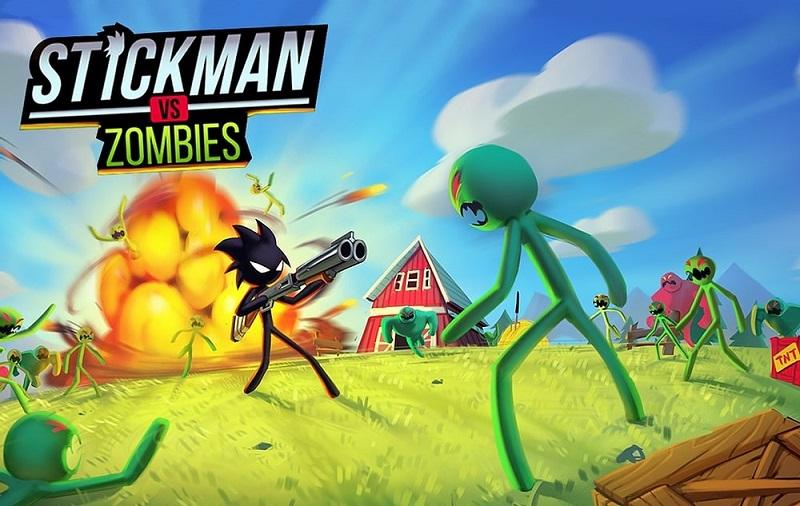 Stickman-vs-Zombies