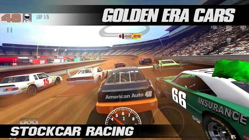 Stock Car Racing mod free