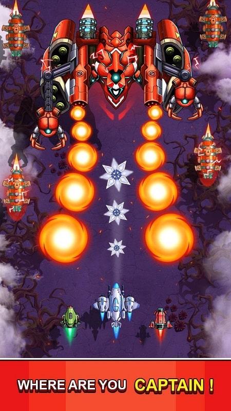 Strike Force Arcade Shooter mod free