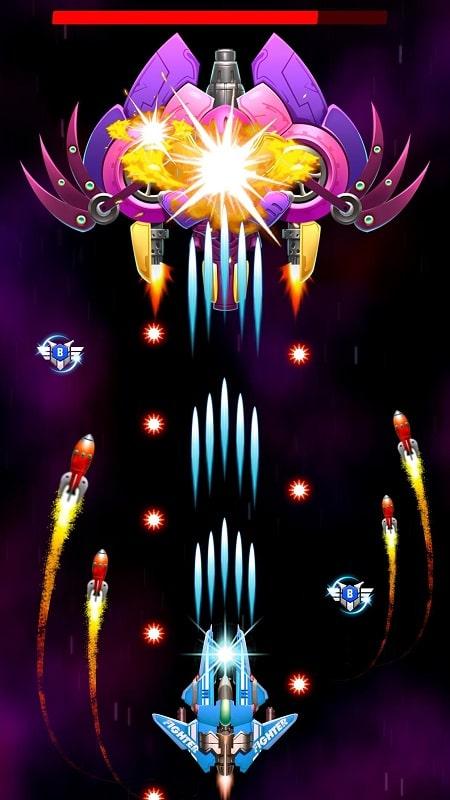 Strike Galaxy Attack mod apk free