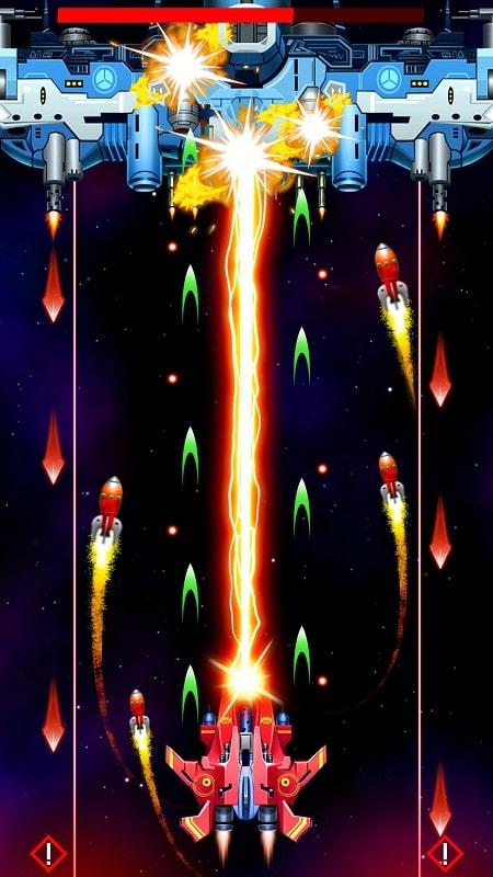 Strike Galaxy Attack mod