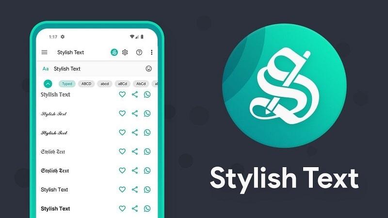 Stylish-Text