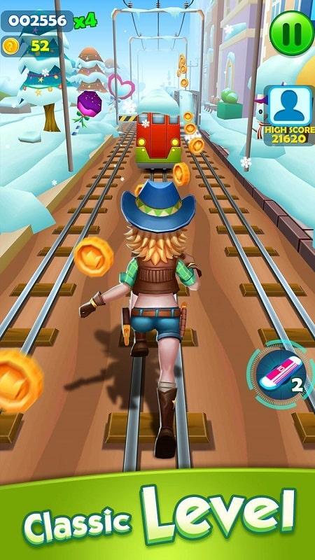 Subway Princess Runner mod 1