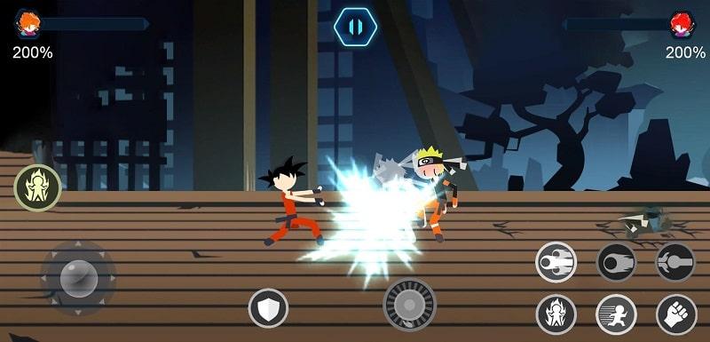 Super-Stickman-Fighter-mod-apk