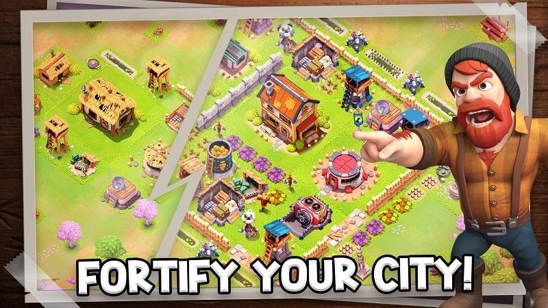 Survival City mod