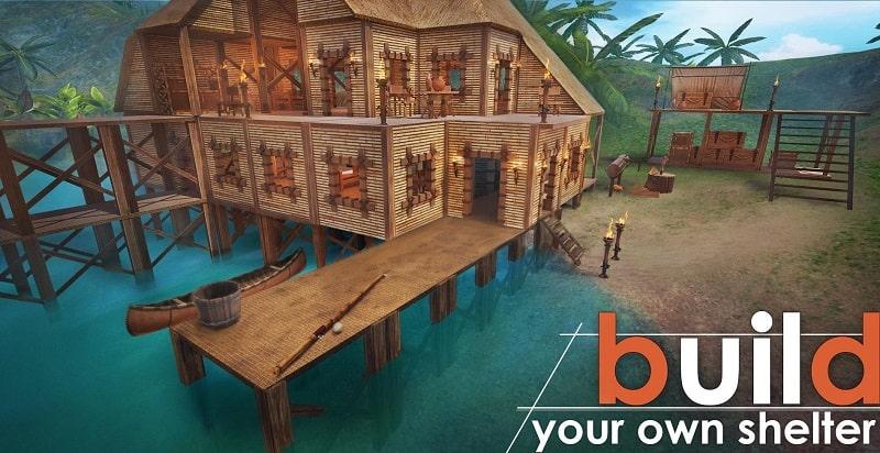 Survival-Island-EVO-PRO-mod-download