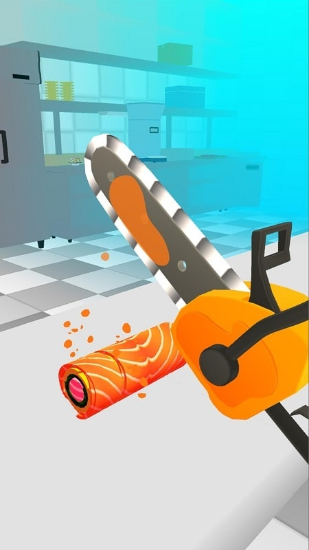 Sushi-Roll-3D-mod-android