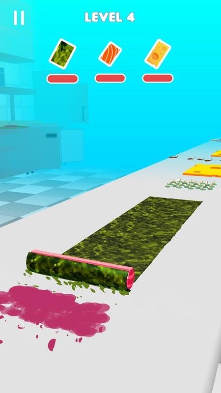 Sushi-Roll-3D-mod