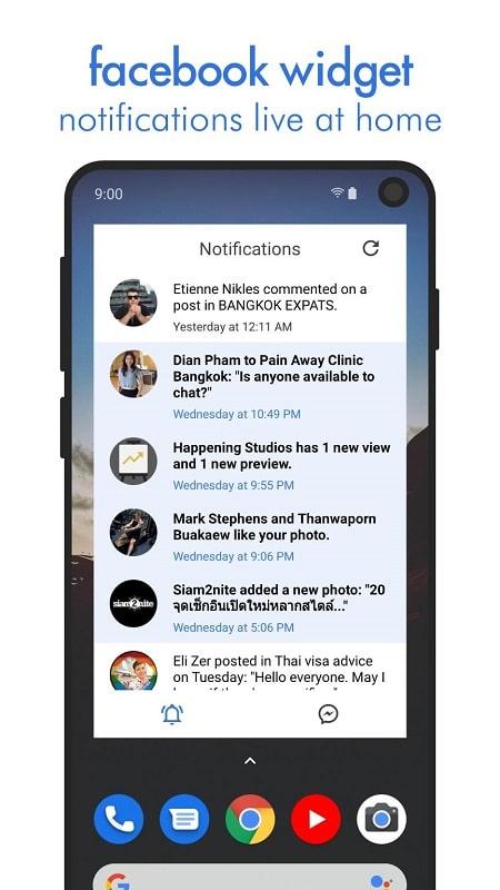 Swipe Pro for Facebook mod apk