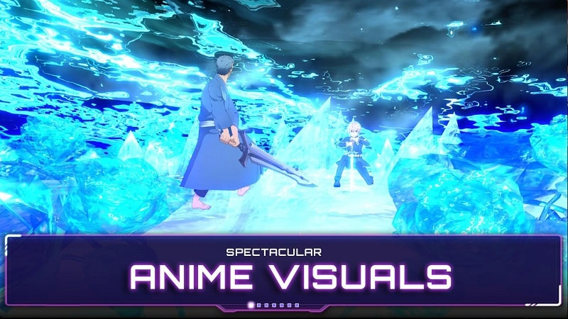 Sword Art Online Alicization Rising Steel mod mod