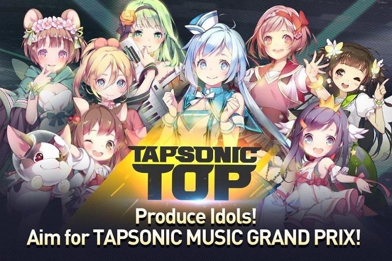 TAPSONIC TOP mod free