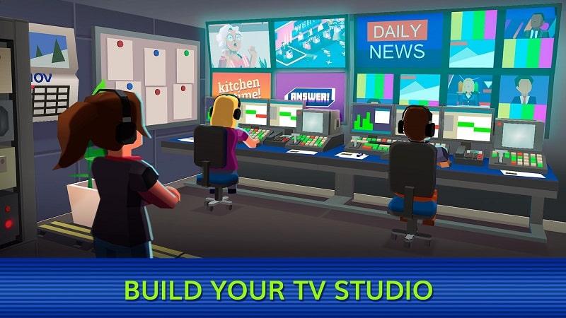 TV Empire Tycoon mod