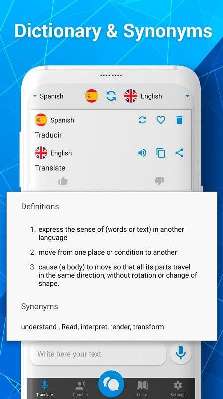 Talkao Translate mod free