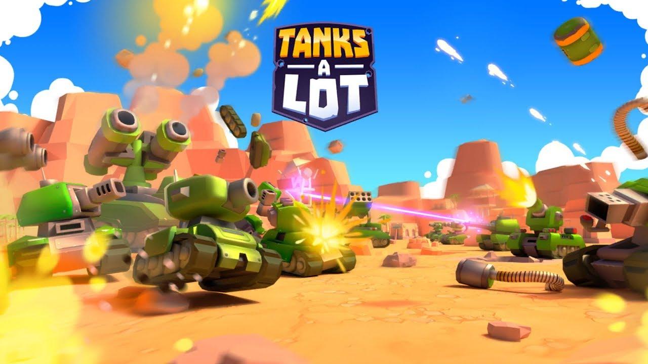 Tanks-A-Lot