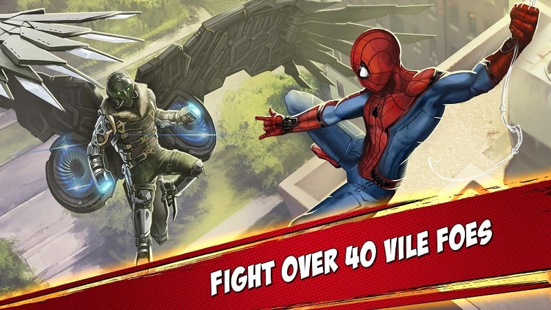 The Amazing Spider Man 2 mod android 2