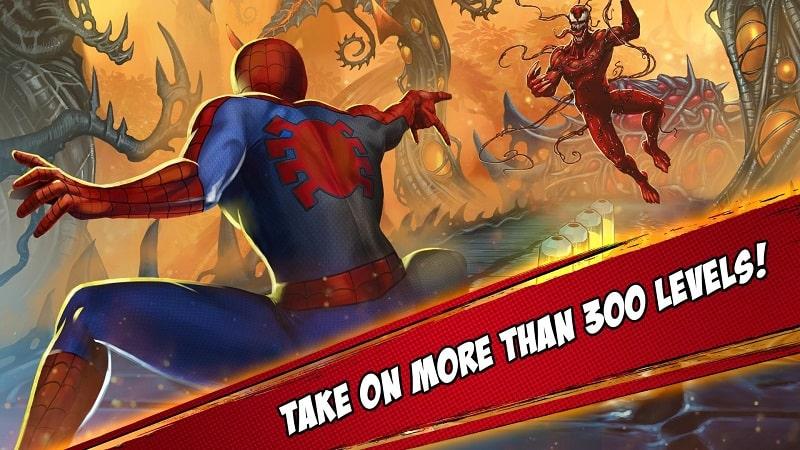 The Amazing Spider Man 2 mod apk 2