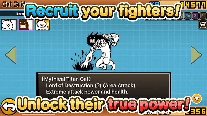 The-Battle-Cats-mod-apk