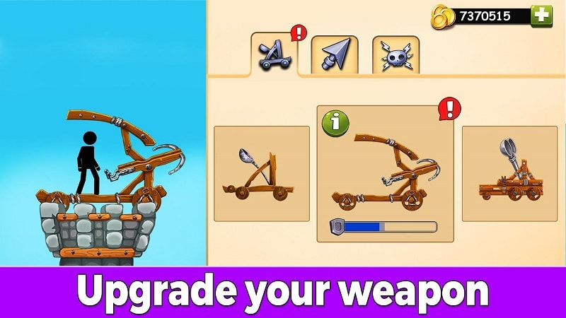 The Catapult 2 mod android
