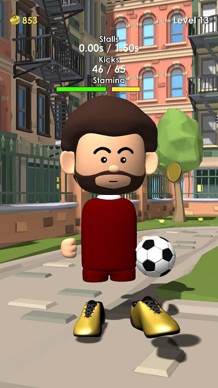 The Real Juggle 1