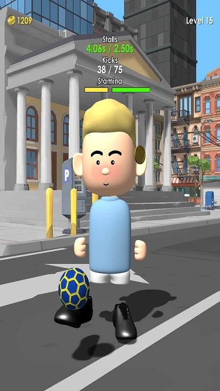 The Real Juggle mod 1