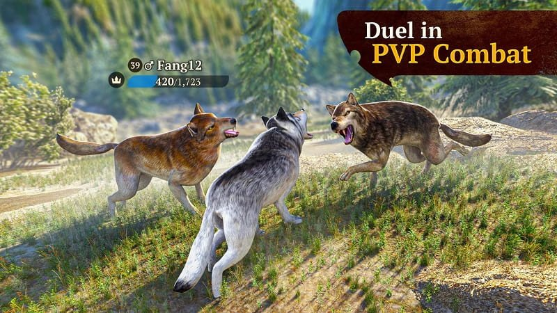 The Wolf mod download