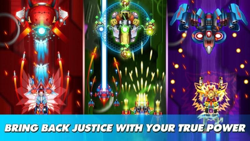 Thunder-Fighter-Superhero-free