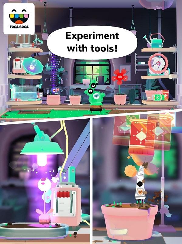 Toca-Lab-Plants-mod-apk-free