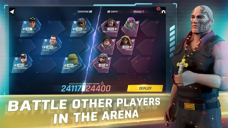 Tom Clancys Elite Squad mod android